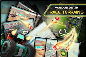 Screenshot of Racing Tank