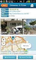 Screenshot of Rio de Janeiro Guide Hotel RdJ