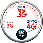 Zong 3G 4G Packages 1.1 Apk