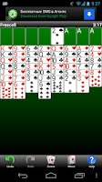 Screenshot of 250+ Solitaire Collection v.1