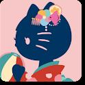HELLO KITTY Theme55 icon