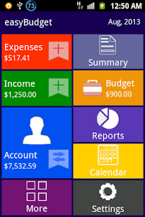 Budget : Expense Tracker screenshot for Android