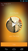 Screenshot of Join Radio