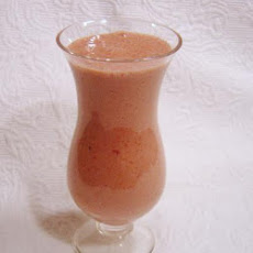 Chocolate-Covered Strawberry Smoothie