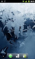 Screenshot of Frost Live Wallpaper HD FREE