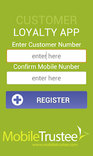 Loyalty App - screenshot