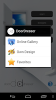 Screenshot of DoorDresser