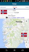 Screenshot of Learn Norwegian - 50 languages