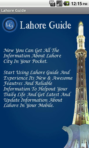 Lahore Guide