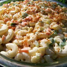 Classic Macaroni Salad - Made Lighter!