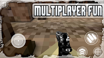 Screenshot of Block War Multiplayer FPS Fun