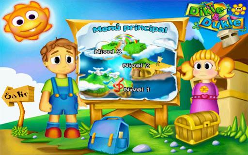スペイン語で私の最初のゲーム - 無料版