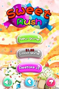 Sweet Rush - screenshot