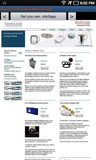 David-Louis Cool Giftware