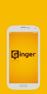 Ginger Messenger - screenshot
