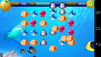 Screenshot of Ocean Legend