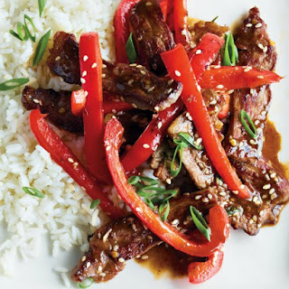 Sesame Beef Strips Recipes