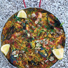 My Favourite Paella
