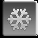 Flakey Lite - Snow Wallpaper icon