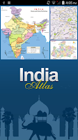 Screenshot of India Atlas