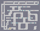 Thumbnail of the map 'The Disorientation Station'