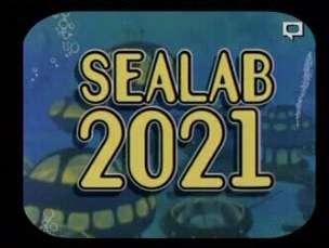 Calamine - Sealab 2021 Theme Album Art