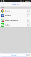 Screenshot of Android Cleaner (Clean)