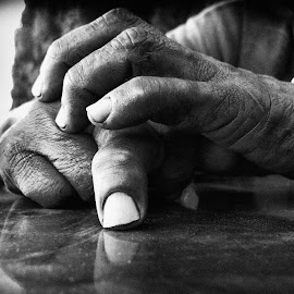 Hands of the Homeless by Aller Beauchamp - People Body Parts