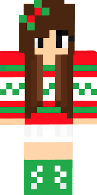 My First Christmas Outfit Girl