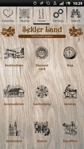 Szekler Land Virtual Passport