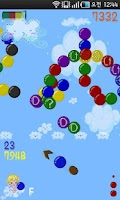 Screenshot of ShootBubble