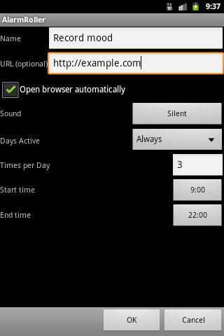【免費生活App】AlarmRoller - Random Reminders-APP點子