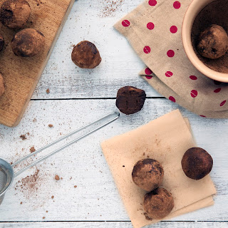 Superfood Chocolate Truffles