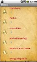 Screenshot of Komik ve Garip Zil Sesleri