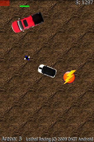 lethal-racing-free for android screenshot