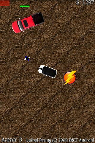 玩免費賽車遊戲APP|下載致命的賽車 - 免費! app不用錢|硬是要APP