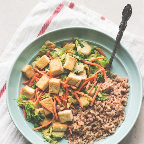 Oat, Farro, and Bean Veggie Burgers Recipe | Yummly