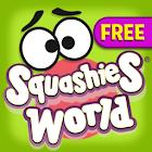 Candy Squashies World Free icon