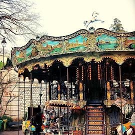 Spirit of Paris by Žaklina Šupica - City,  Street & Park  Amusement Parks