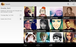 Screenshot of Twunch