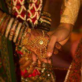 wedding by Nirav Raval - Wedding Ceremony ( weds, merriage, wedding, ceremony, bride, groom, wedding ceremony )