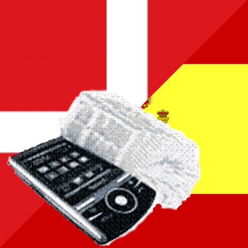 Spanish Danish Dictionary 旅遊 App LOGO-APP試玩