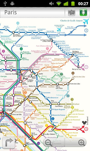 Route Plan - Paris Offline Map and Metro Route Planner for ...