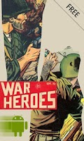 Screenshot of War Heroes Comic