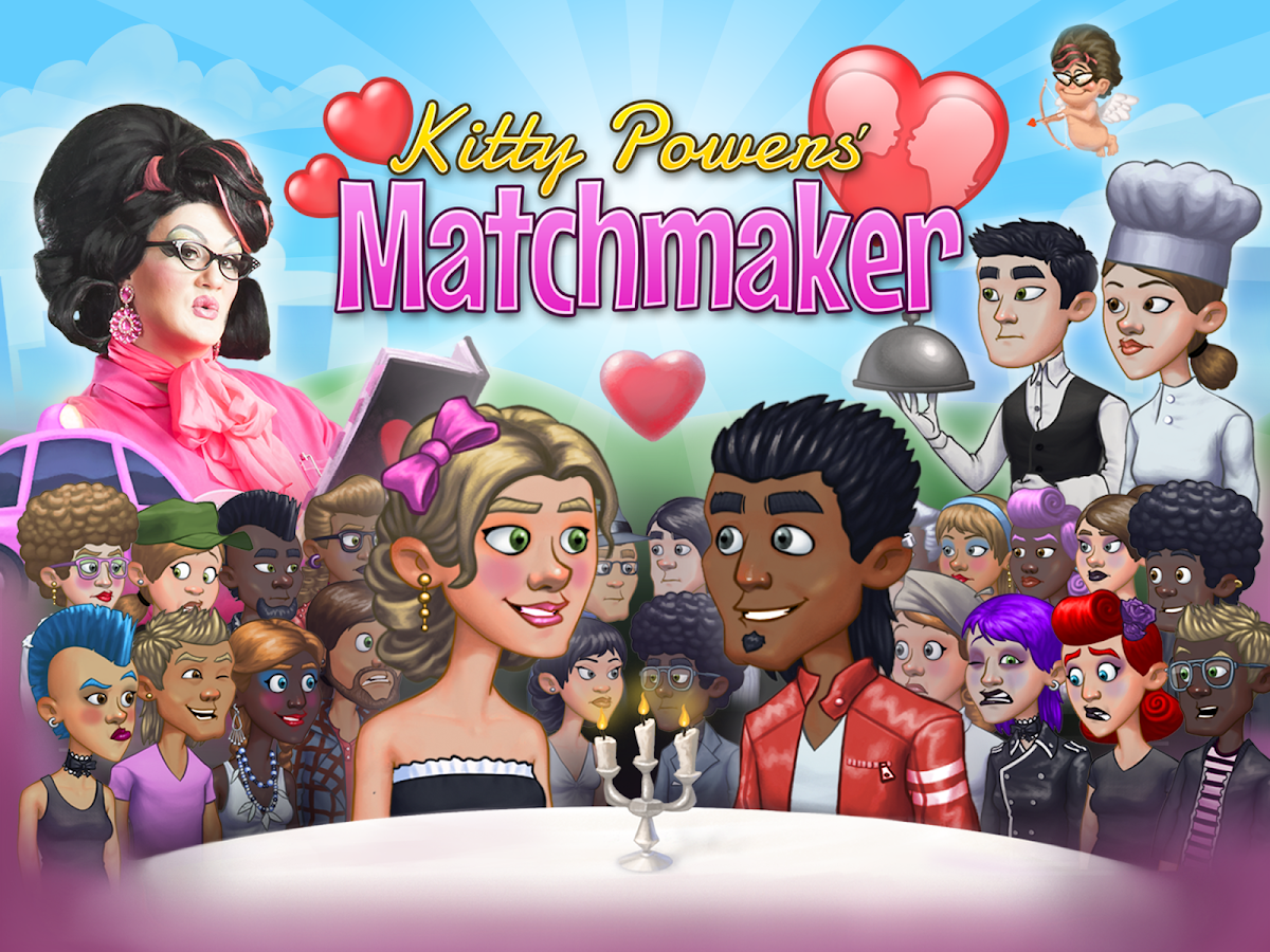 Kitty Powers' Matchmaker Screenshot 5