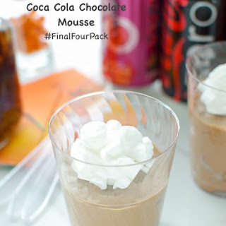 Coca Cola Chocolate Mousse