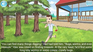 Screenshot of Magic Stories