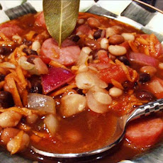 Cupboard Turkey Kielbasa Cassoulet