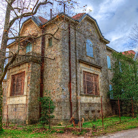 Palace of Tatoi (summer residence of former Greek Royal Family) by Sergios Georgakopoulos - Buildings & Architecture Homes ( residence, hdr, royal, greece, tatoi )
