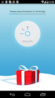 Screenshot of Hue Christmas for Philips Hue